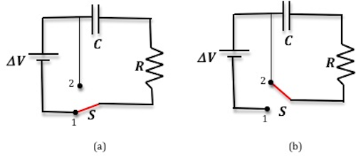 Lab 4 - Charge and Discharge of a Capacitor