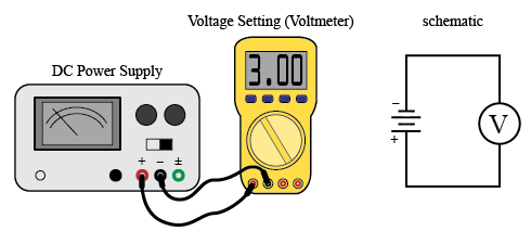 electrical measurements rh webassign net DC Voltmeter Diagram AC Voltmeter Wiring-Diagram