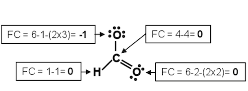 Lab 6 Molecular Geometry – Formal Charge Worksheet