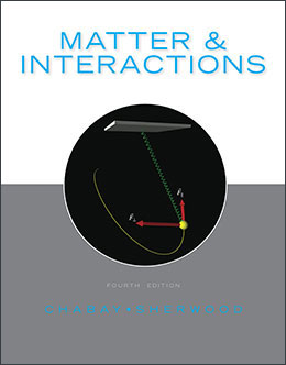 Matter and Interactions 4th edition