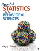 Essential Statistics for the Behavioral Sciences 1st edition