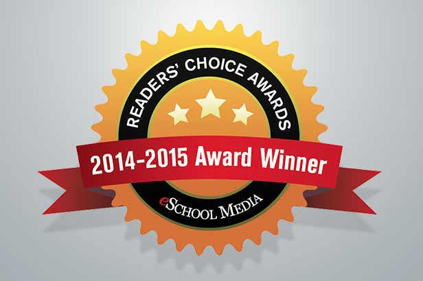 eCampus News Readers' Choice Award